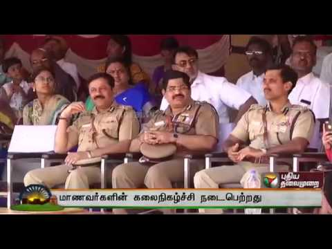 70th independence day celebrated with patriotic fervour in Trichy