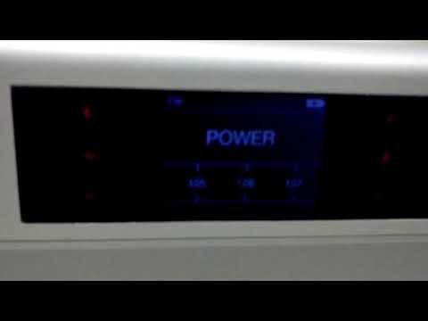 Geneva Sound World Radio DAB Portable Speaker Sound System