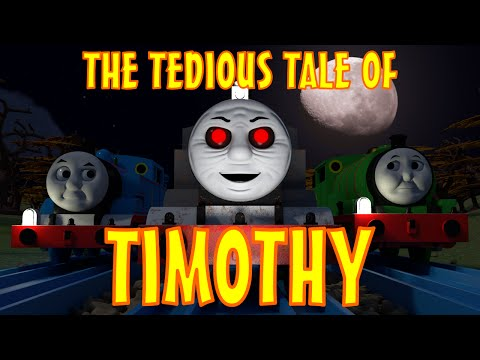 TOMICA Thomas & Friends Short 41: The Tedious Tale of Timothy thumbnail