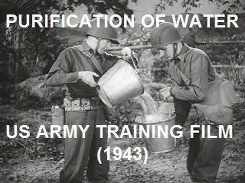 Purification of Water - War Department Training Film