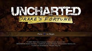 Uncharted Drake's Fortune [BRUTAL]