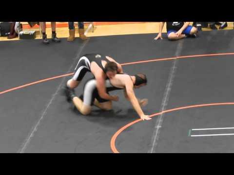 Sam Kessel Wrestling at Washington