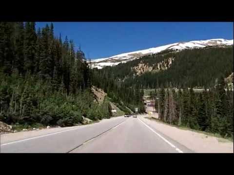 US 6 Loveland Pass, Colorado