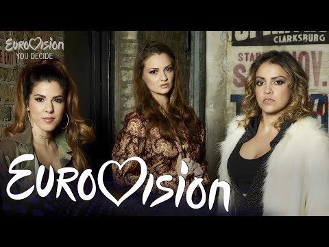 Goldstone sings I Feel the Love - Eurovision: You Decide 2018 Artist