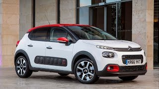 Citroën C3 2018 Car Review