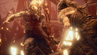 Прохождение Hellblade: Senua's Sacrifice — Часть 9: Бойня