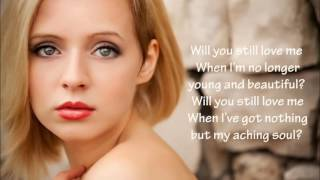 Lana Del Rey Young and Beautiful Madilyn Bailey Cover ( Lyrics On Screen HD).mp4