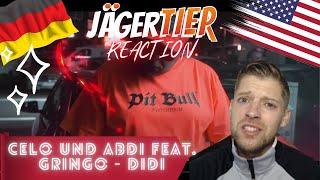Celo & Abdi - DIDI feat. Gringo (prod. von m3) - American Reaction