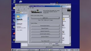 Automated Installation of Windows 98 to Six Computers over PXE
