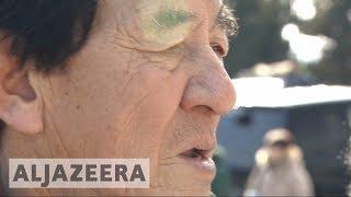 Separated Korean families remember their ancestors