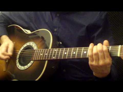 Sunny Afternoon Kinks guitar tuition
