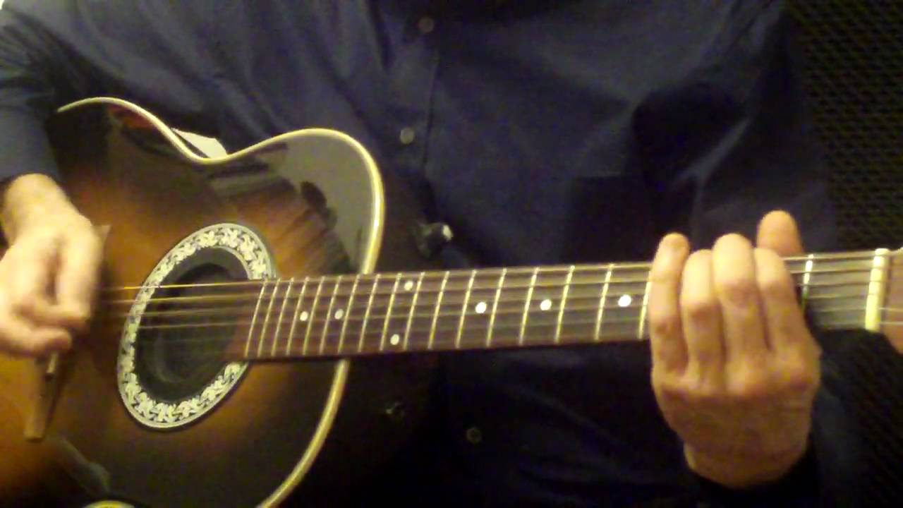 Sunny Afternoon Kinks Guitar Tuition Youtube