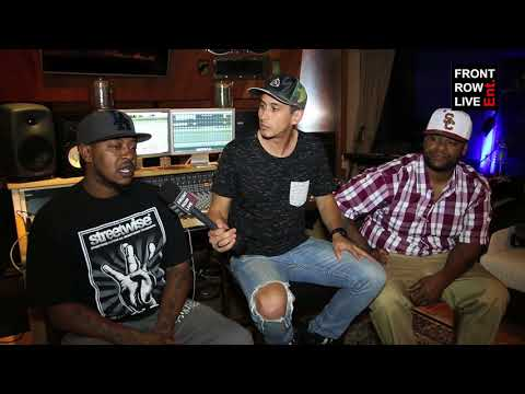 Young Giantz Interview on Priority Records EP '2000 Ninetiez'