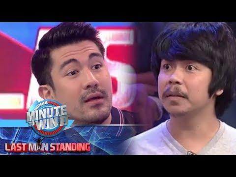 Minute To Win It: Respeto naman sa host' Luis at  Empoy, nagkainisan nga ba sa Minute To