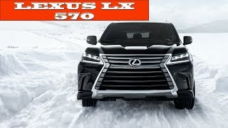 Lexus LX 570 2019/SUV PARA RAJA/INTERIOR