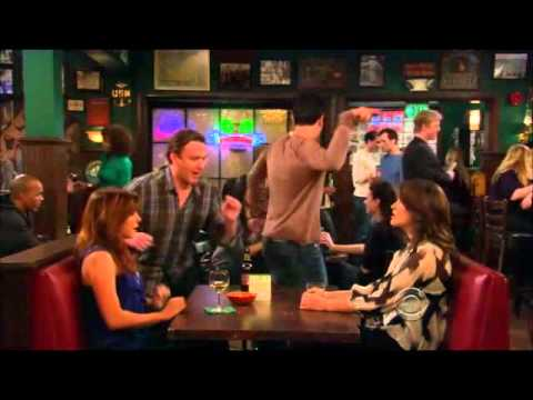 How Met Your Mother S05 E17 Bang Bang Song