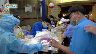 [Tin] TP.HCM: Triển khai lấy 1.000 mẫu xét nghiệm Covid-19 tại chợ đầu mối Bình Điền