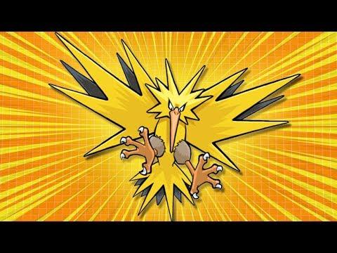 ZAPDOS SHINY ESTÁ CHEGANDO NO POKÉMON GO!!! thumbnail