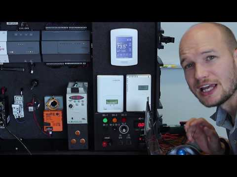 Building Automation Systems Basics Lesson 4 - BAS 101 System Training Simulator