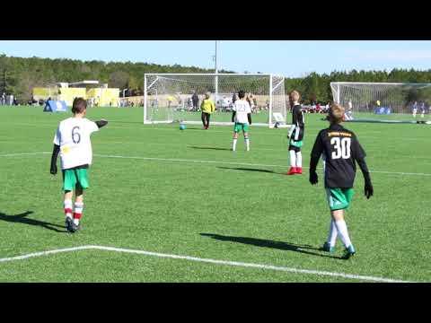 2018-UC: U11 VLSC Elite vs PA Classics Academy soccer match