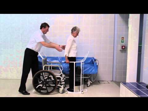 Rotunda patient transfer platform - How it Works
