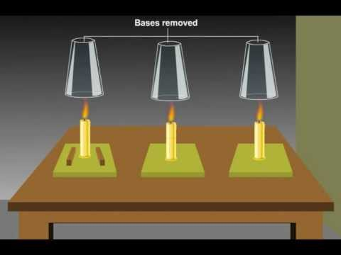 Combustion- Why Oxygen is Necessary for Combustion