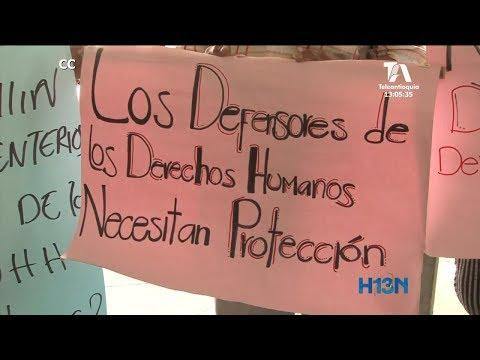 Durante primer semestre del año 111 defensores de Derechos Humanos sufrieron agresiones