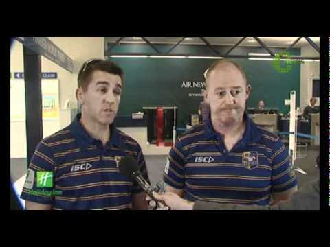 Cententral News with Sean Horan and Paul Feeney
