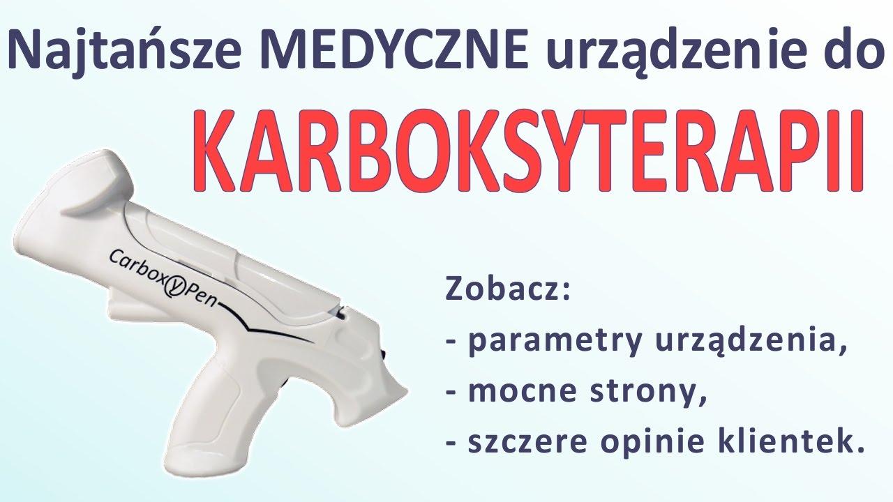 Ogromny Carboxy-Pen: bezpieczna medyczna karboksyterapia - YouTube TM82