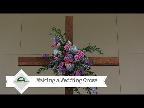 How to Make a Wedding Cross