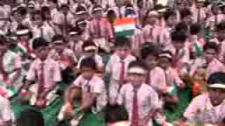 Gems English School,dudhi....dance Program