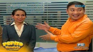 Pepito Manaloto: Pepito's new secretary