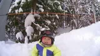 2015/1/2 野沢温泉スキー場