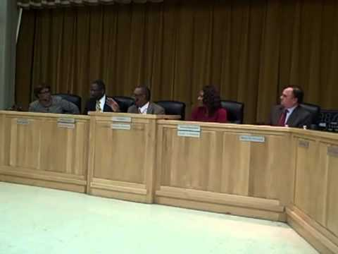 Birmingham Board of Education Tries to Fire Superintendent Dr. Witherspoon - 041012 7 50