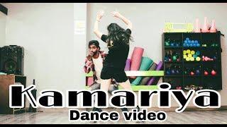 Kamariya - Stree    Dance video    Scientist abhi ft.Aarti