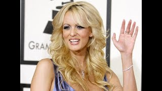 Meet 'Stormy Daniels' — the porn star whom Trump's lawyer allegedly paid to keep quiet about a  aff