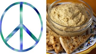 From youtube.com: Israeli claiming ownership of Arab food is cultural genocide