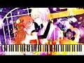 Kamisama Hajimemashita OP | Piano Tutorial ~ onanieCEO Edition, 神様はじめました【ピアノ】