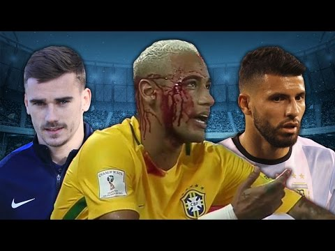 Did Neymar Deserve This?! | Euro Round-Up