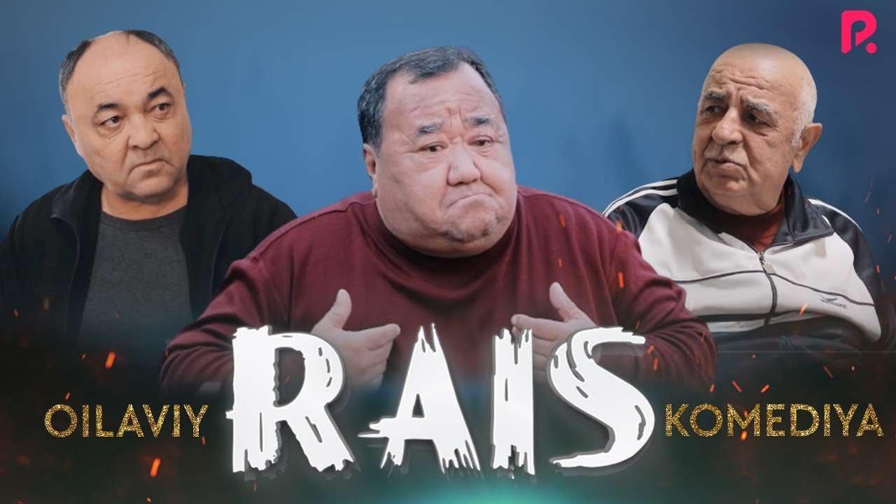 Rais - (O'zbek film / HD)