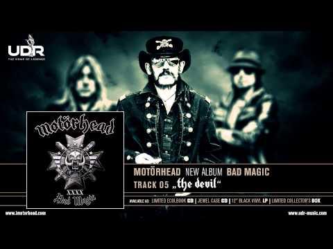 Motörhead - The Devil (Bad Magic 2015)