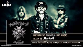 Motörhead - The Devil (Bad Magic 2015)