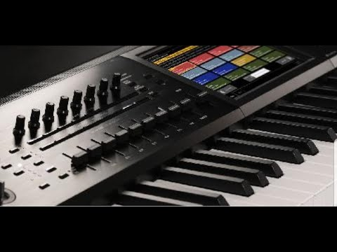 Korg Kronos Convert Sequence To Wave File (Saved To USB Drive)
