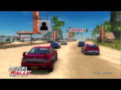 Sega Rally Online Arcade Quick Race