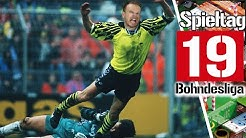 19. Spieltag der Fußball-Bundesliga in der Analyse | Saison 2019/2020 Bohndesliga