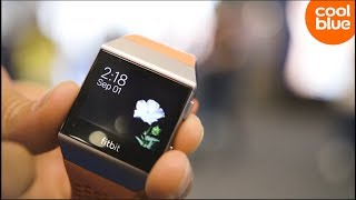 Fitbit Ionic Smartwatch Review (Nederlands)
