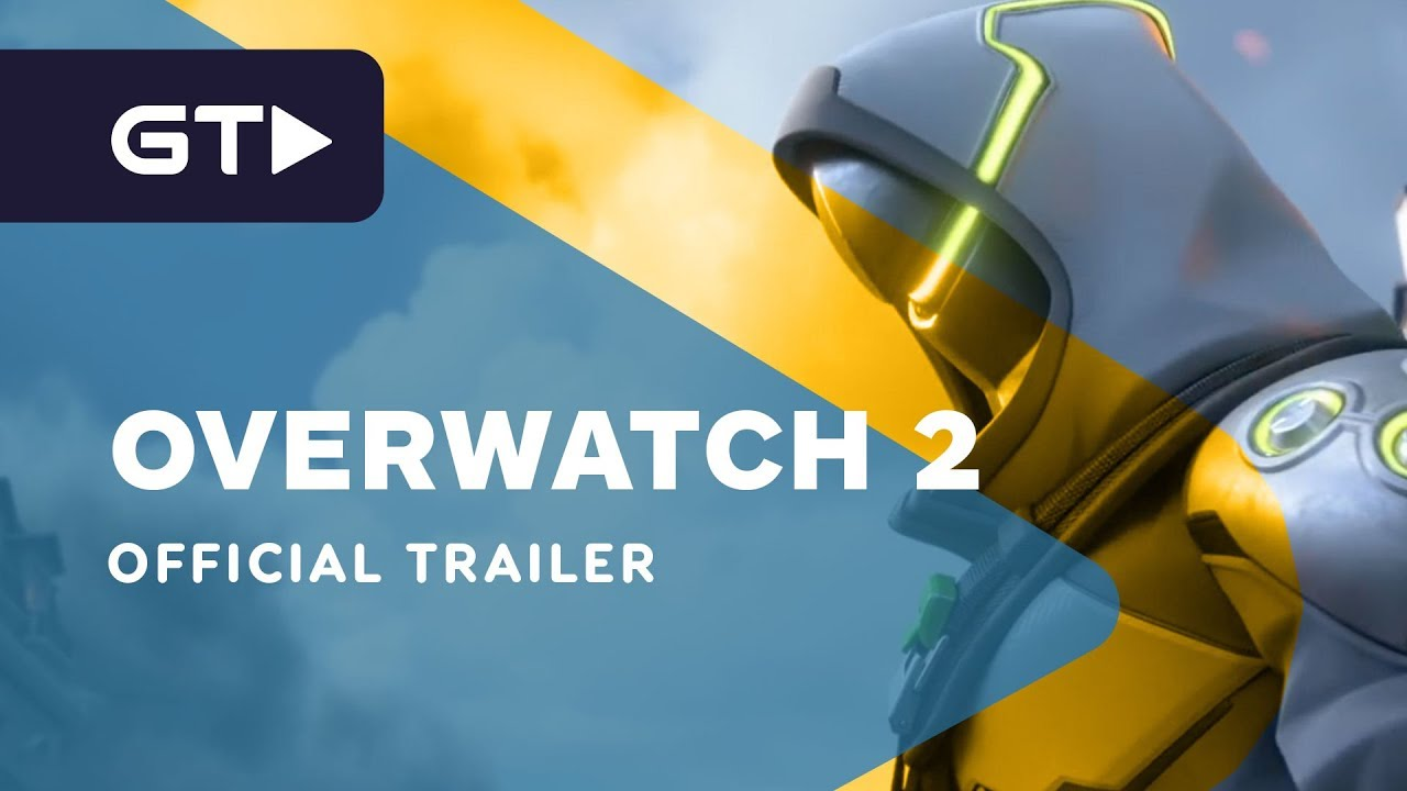 Overwatch 2 - Announcement Trailer