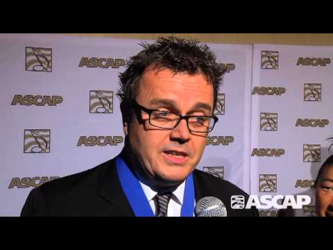 Sean Callery at the 2013 ASCAP Film & TV Music Awards