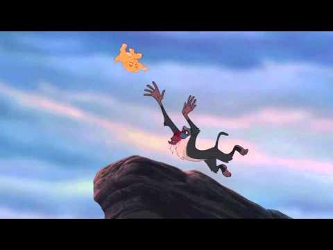 Rafiki Drops Simba