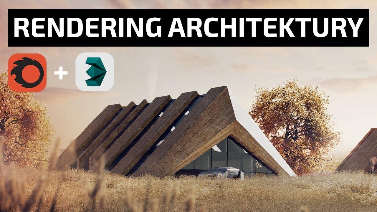 3ds Max - Rendering Architektury [Corona Renderer[